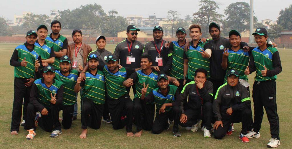 Participants of bcci corporate trophy