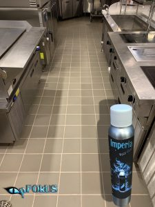 Imperia - a Floor Tile Grout Cleaner
