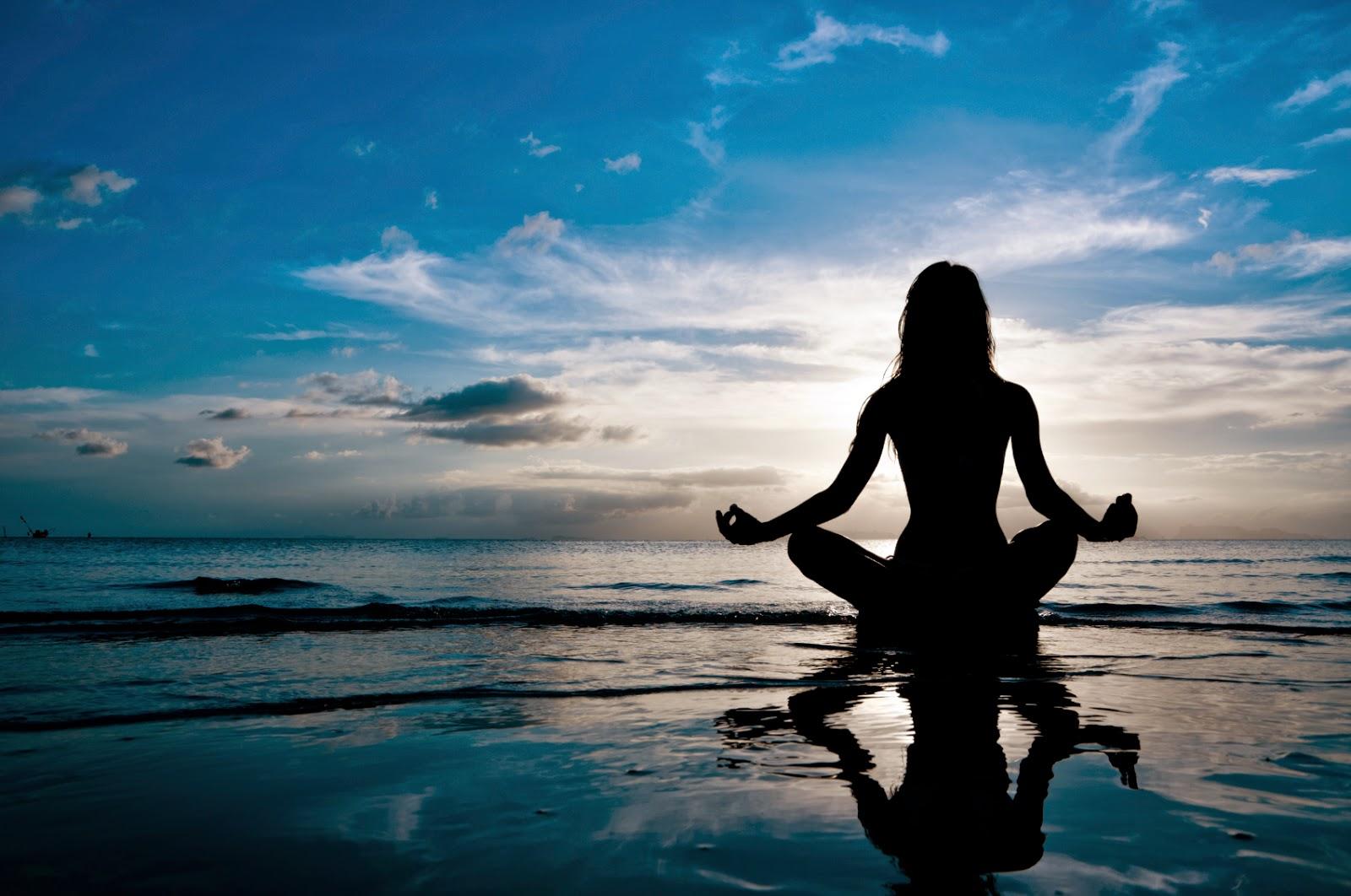 Yoga Healthy Life