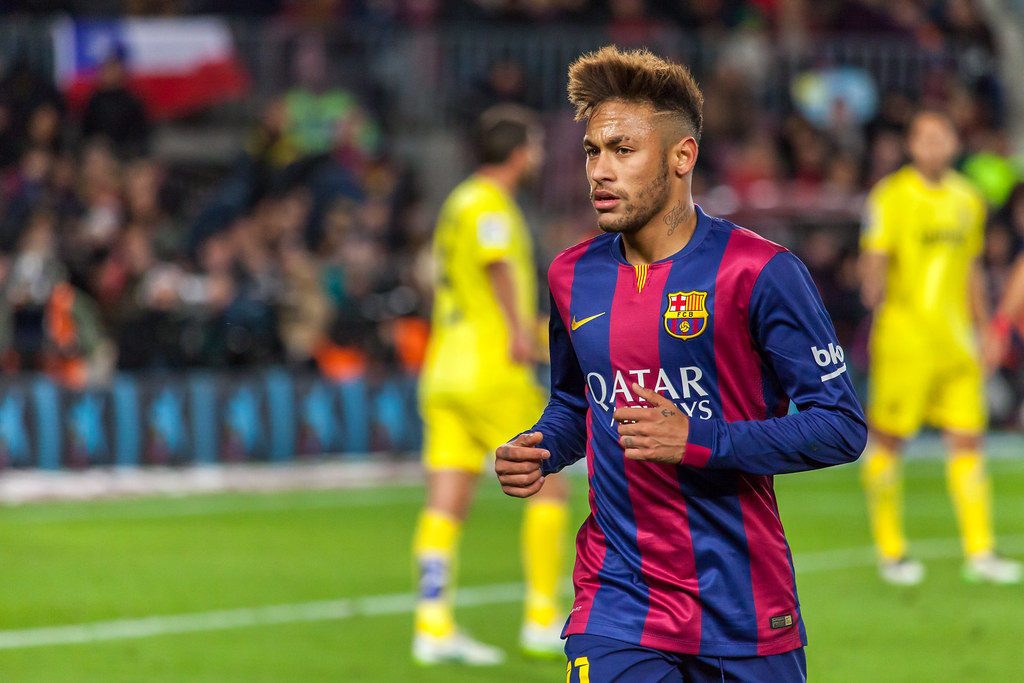 Abdul Hadi Mohamed Fares - Neymar