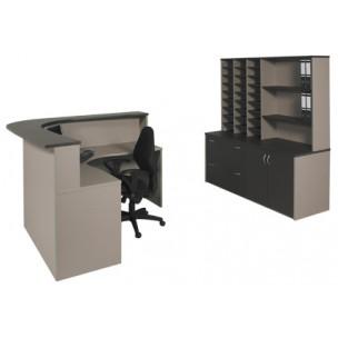 Ergo Curve Reception desk