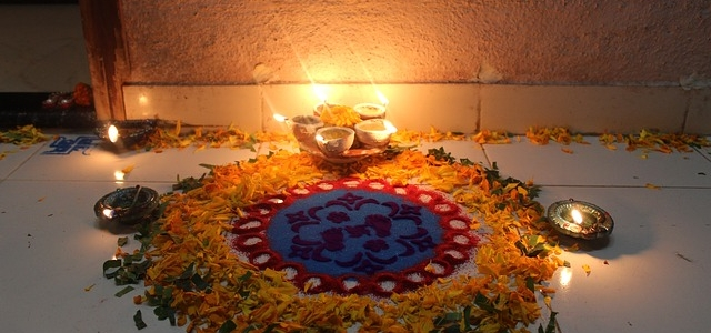Trendy Diwali Diya Decoration Ideas To Consider In 2019