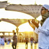 Traveling for Hajj