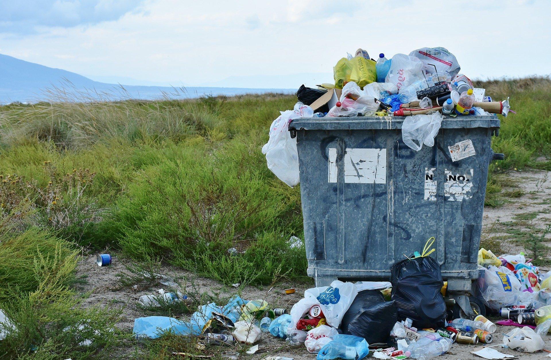 curbside waste - garbage
