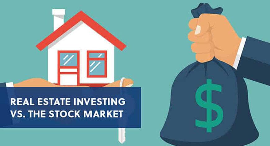 real-estate-Vs-share-market