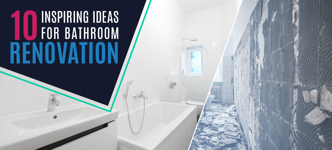 10 INSPIRING IDEAS FOR BATHROOM RENOVATION - Paint Works London