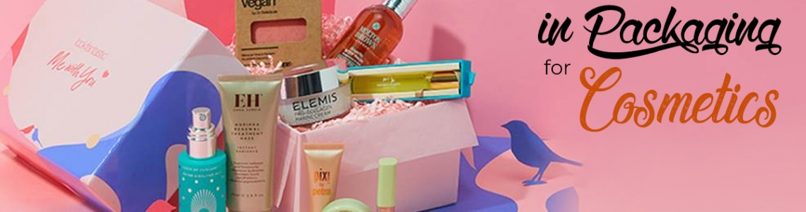 Emerging Technologies in Packaging for cosmetics
