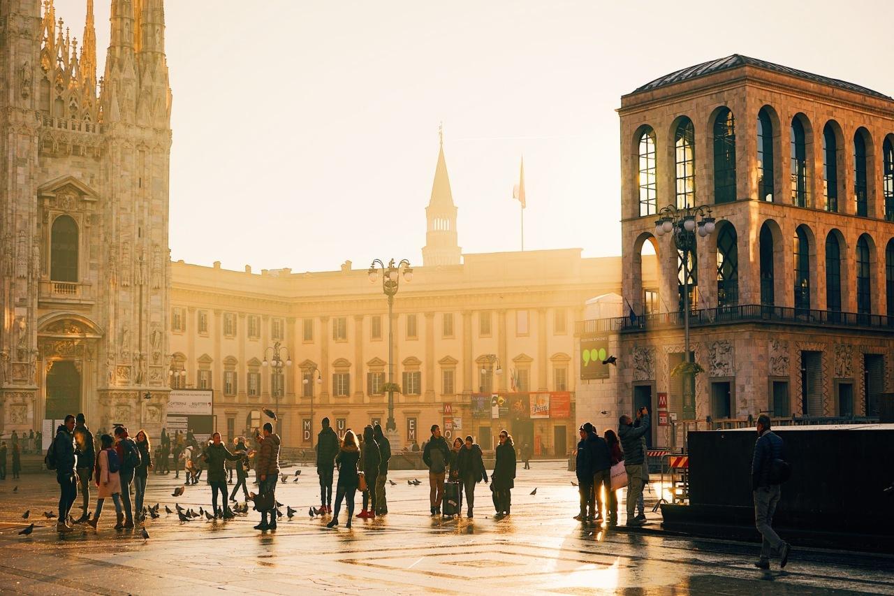 Visit Milan in One Day