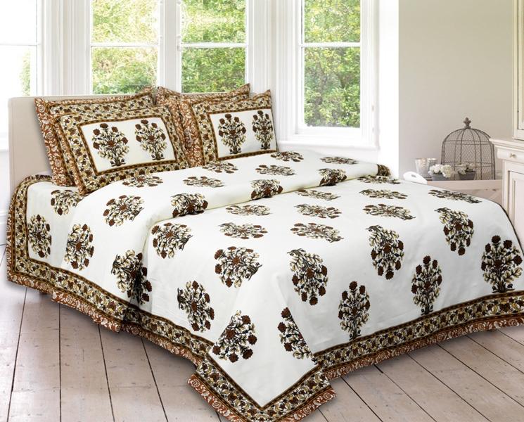 cotton Bedsheets manufacturer in Jaipur