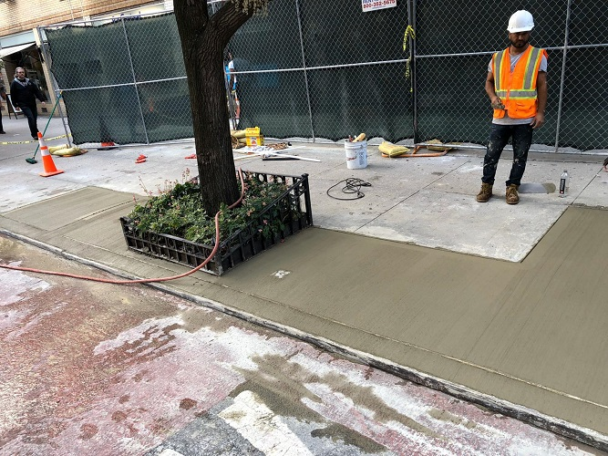 Tips on Hiring a Sidewalk Contractor