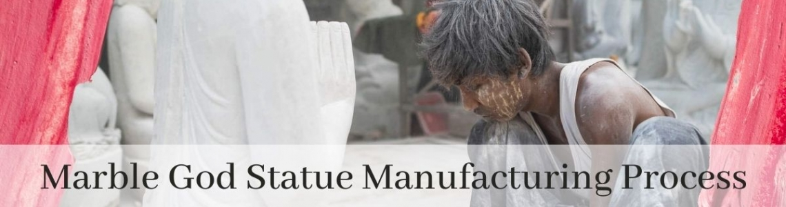 Marble God Statue Manufacturing Process