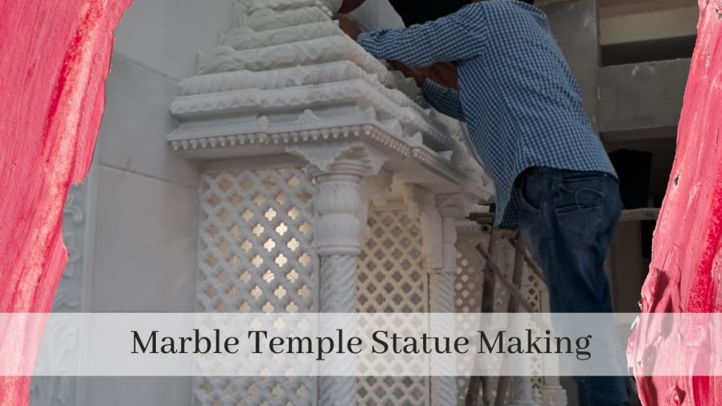 Marble temples Makers