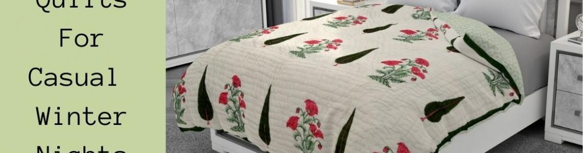 Jaipuri quilt manufacturers