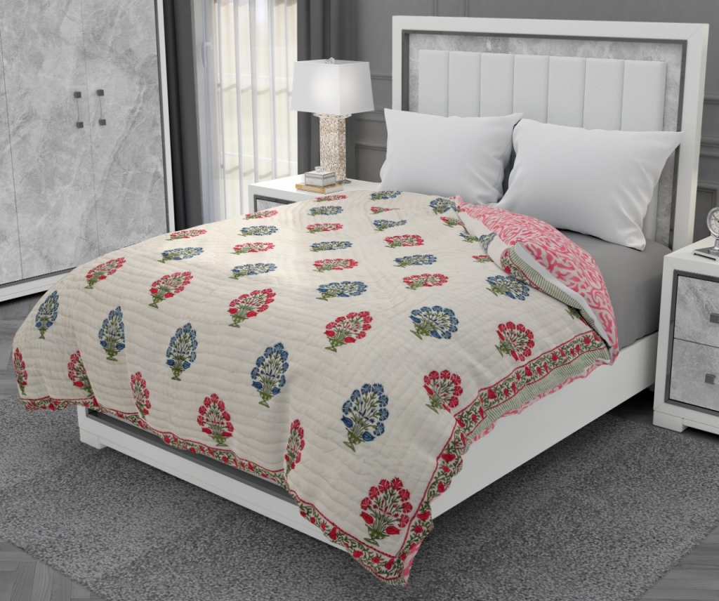 Jaipuri quilts manufacturer