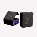 Custom printed makeup packaging and boxes