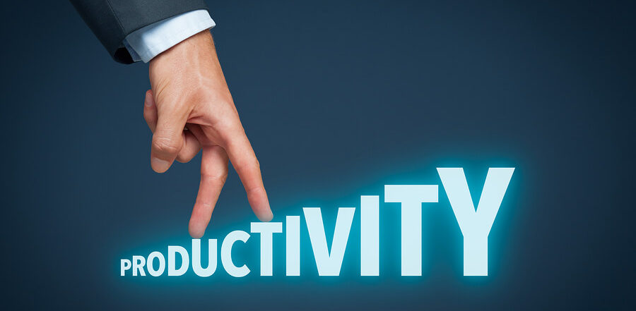 How will you increase business productivity