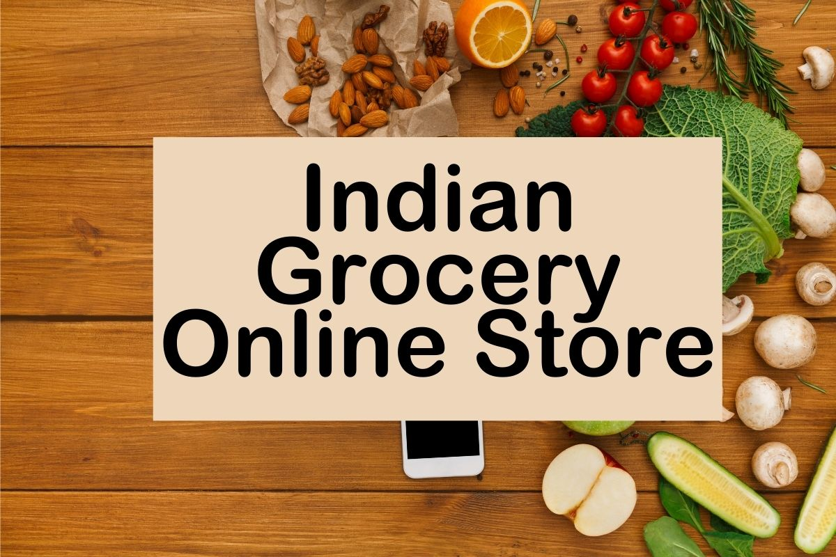 Indian Grocery Store in Berlin