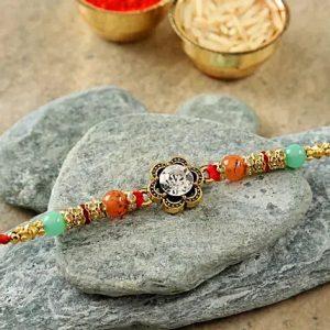 stone rakhi